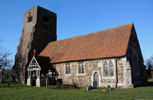 St Nicholas Church, Tolleshunt Major, Essex