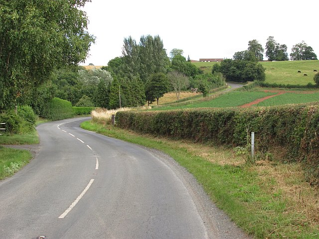 Hill Top by Richard Webb