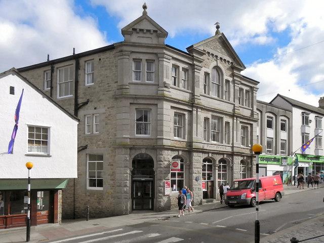 Penzance Post Office