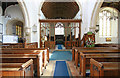 TM2684 : St Mary, Redenhall, Norfolk - East end by John Salmon