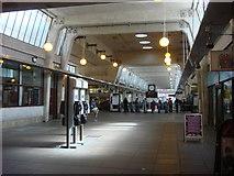 TQ0584 : Concourse, Uxbridge Underground Station by Oxyman