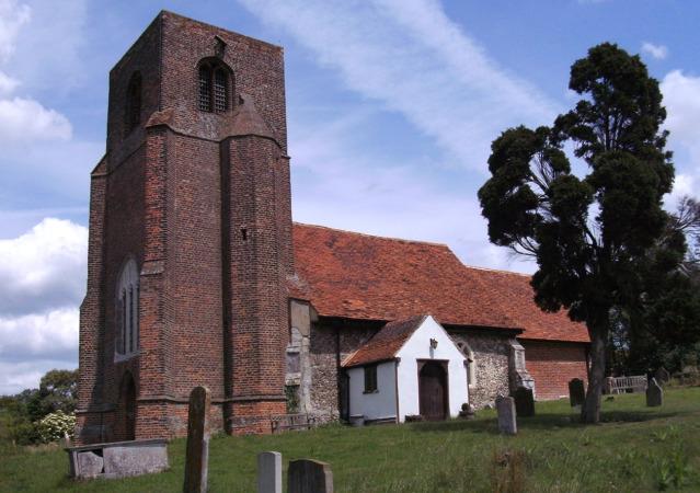 St Andrew's Church, Abberton, Essex