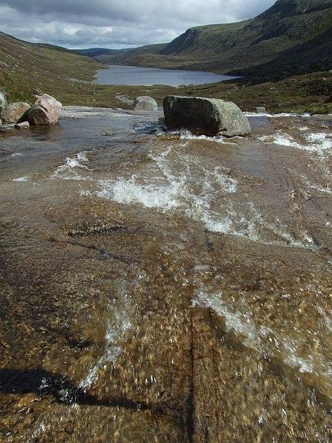 Allt an Dubh Loch
