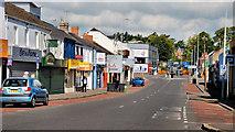 J2664 : Antrim Street, Lisburn by Albert Bridge
