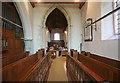 TQ4459 : St Peter & St Paul, Cudham, Kent - West end by John Salmon