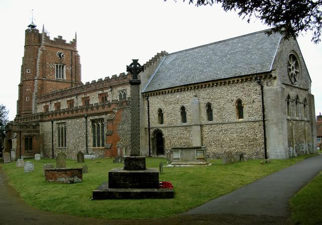 St Nicholas Church, Castle Hedingham, Essex