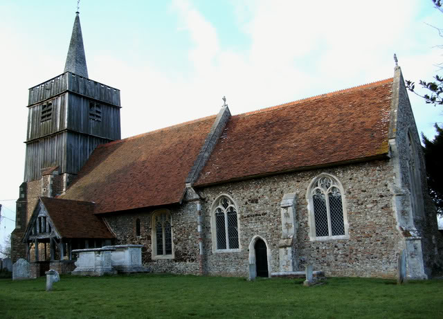 St Andrew's Church, Marks Tey, Essex