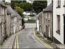 SW7834 : St Gluvias Street, Penryn by David Dixon