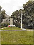 SW7834 : Memorial Garden by David Dixon