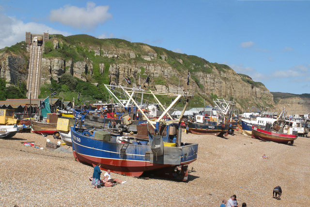 Beach Based Fishing Boats