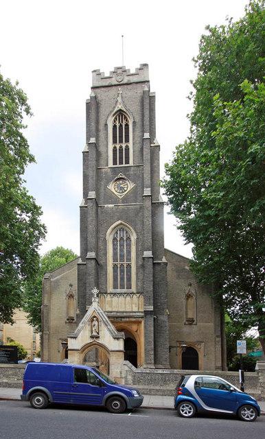 St Paul, Wilton Place, London SW1