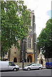 TQ2879 : St Paul, Wilton Place, London SW1 by John Salmon
