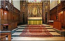TQ2879 : St Paul, Wilton Place, London SW1 - by John Salmon