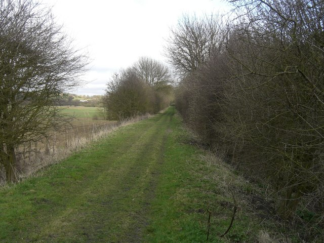 Louth to Bardney line