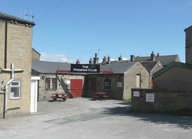 The Phoenix Club New North Road C Humphrey Bolton Geograph Britain And Ireland