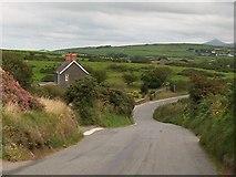 SH2332 : A minor junction on the B4413 near Gwynfa by Eric Jones