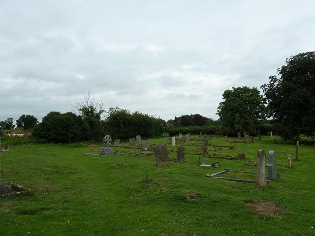St Mary Magdalene, Friston: a verdant churchyard