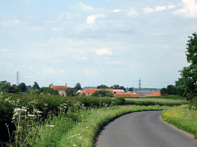 Yardley Lodge farm, Northants