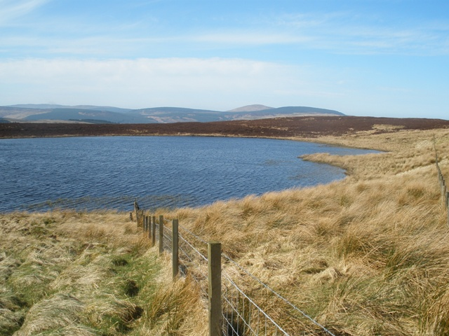 Black Loch, Tomaig Glen