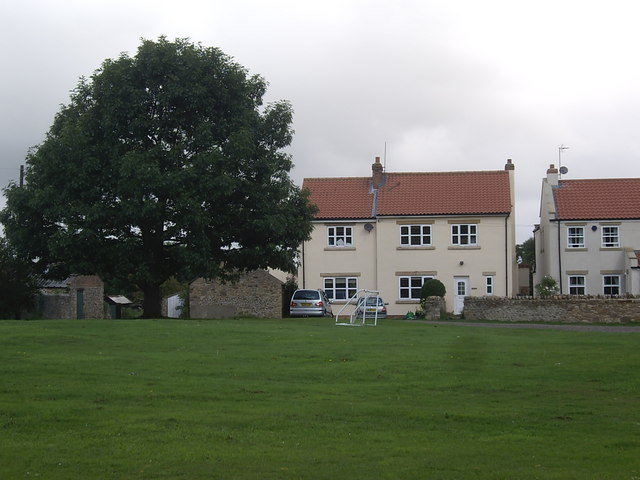 Village Green, Cleasby