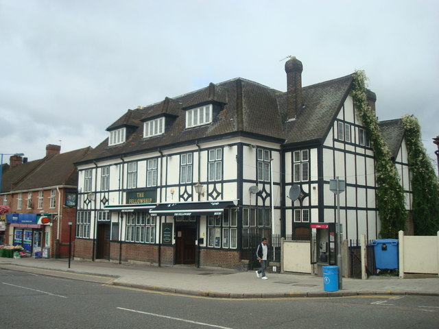 The Fellowship public house, Bellingham