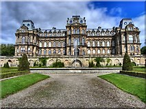 NZ0516 : Bowes Museum by Jim Summerson