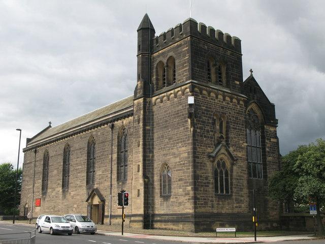 The Church of St. James and St. Basil, Fenham
