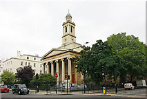 TQ2879 : St Peter, Eaton Square, London SW1 by John Salmon
