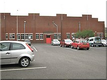 SD5422 : Car park on King Street by Ann Cook
