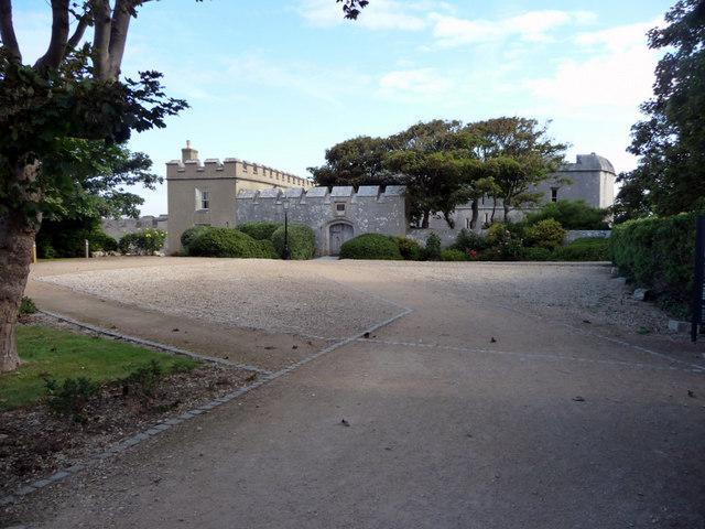 Portland Castle, Portland, Dorset