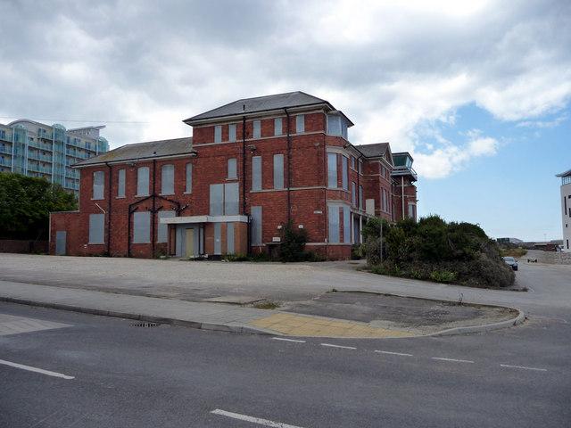 Derelict Building, Portland, Dorset