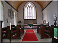 TM4367 : Inside Holy Trinity Church, Middleton by Adrian Cable