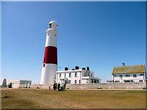 SY6768 : Portland Bill Lighthouse, Dorset by Christine Matthews