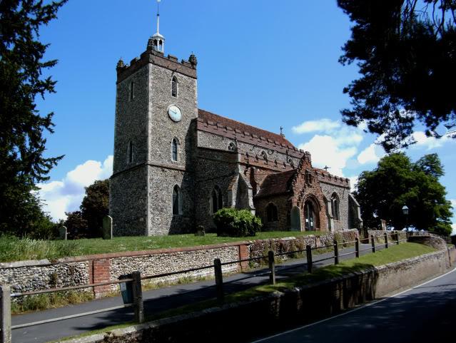 St John the Baptist Church, Pebmarsh, Essex