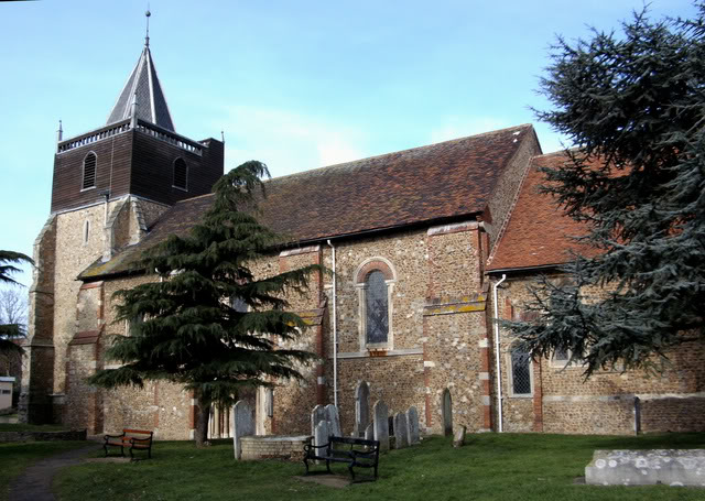 St John's Church, Great Clacton, Essex