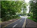 SP3074 : Cryfield Grange Rd by Nigel Mykura