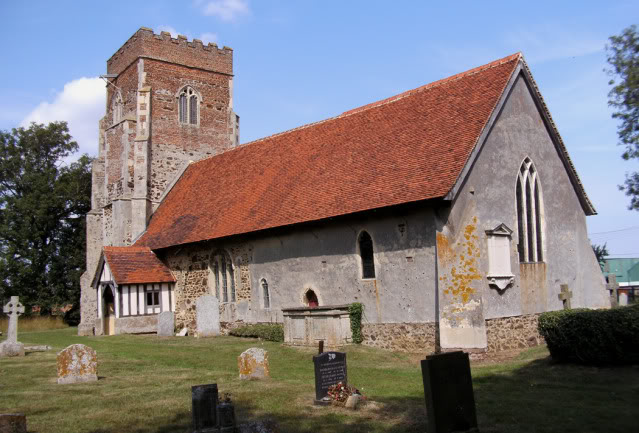 St Mary the Virgin Church, Little Bromley, Essex