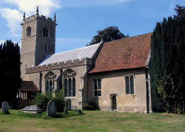 All Saints Church, Great Horkesley, Essex
