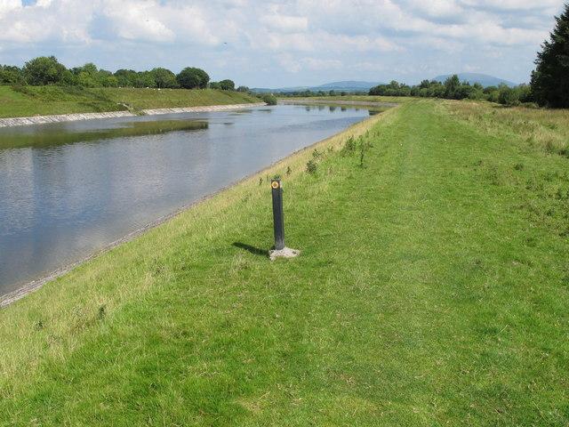 Headrace Canal near Errina Bridge