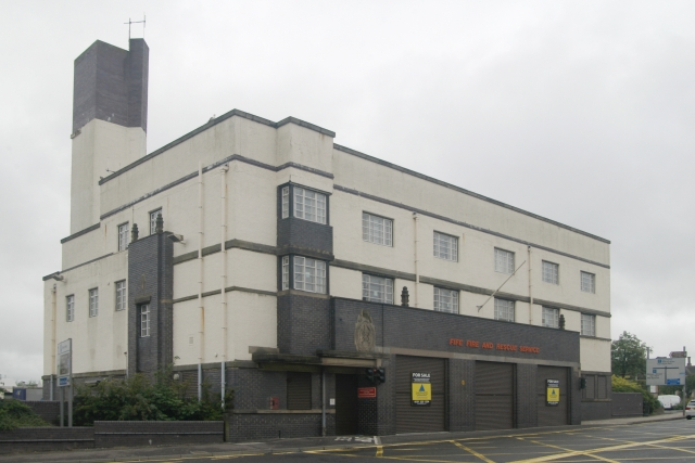 Dunfermline old fire station