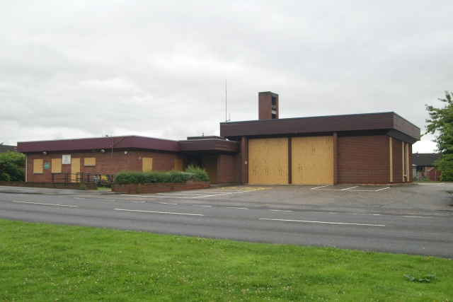Rosyth old fire station