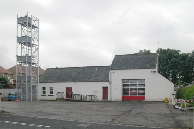 South Queensferry fire station