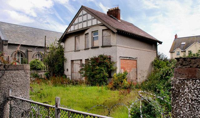 Vacant house, Whitehead