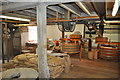 TG0638 : The Milling Floor - Letheringsett Watermill by Ashley Dace