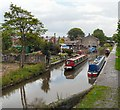 SJ9688 : Macclesfield Canal by Gerald England