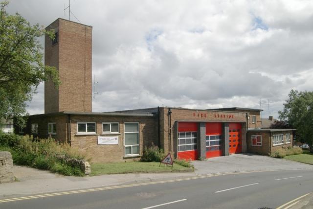 Richmond fire station