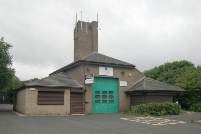 Langley Park old fire station