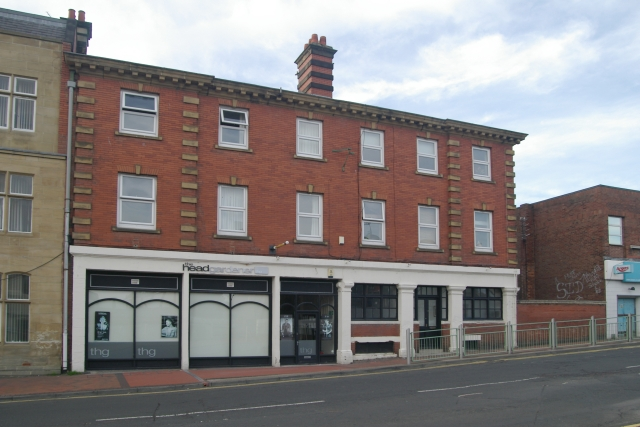 Ashington old fire station