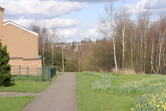 A Path located along the Marlborough Way  (3)