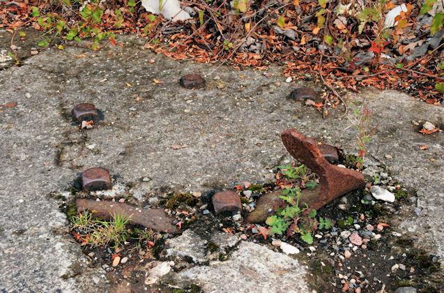 Canal relics, Stranmillis, Belfast (3)